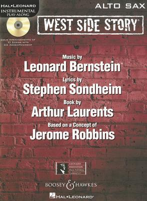 West Side Story for Alto Sax By Bernstein, Leonard (COP)